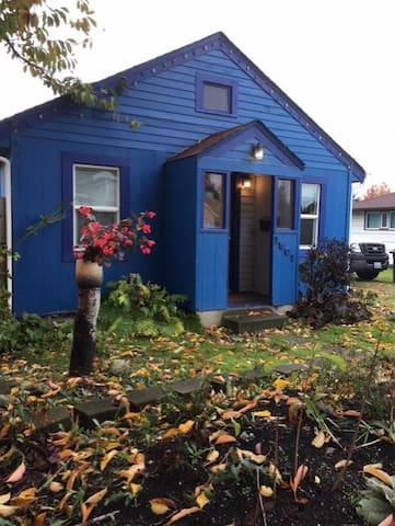 Rustic Gardener's Cottage