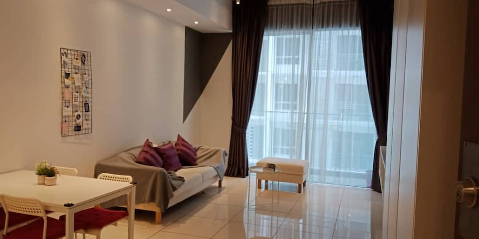 Leisure Space 2R2B @ M-Suites, Jalan Ampang, KL