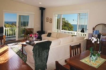 Jasmine Cottage - Walk to the beach and shops! - Summerland - Talo