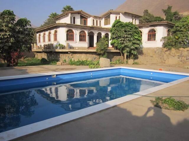 Casa de Campo - Valle Santa Rosa