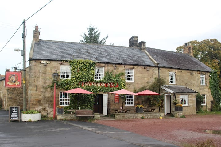 Bay Horse Inn, West Woodburn (Standard Double)