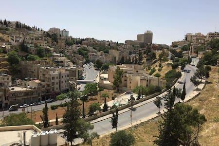 Charming Historic Apartment, Amman - Apartment