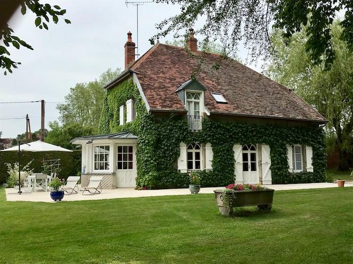 Le Parc des Varennes, chambre d'hôtes de charme