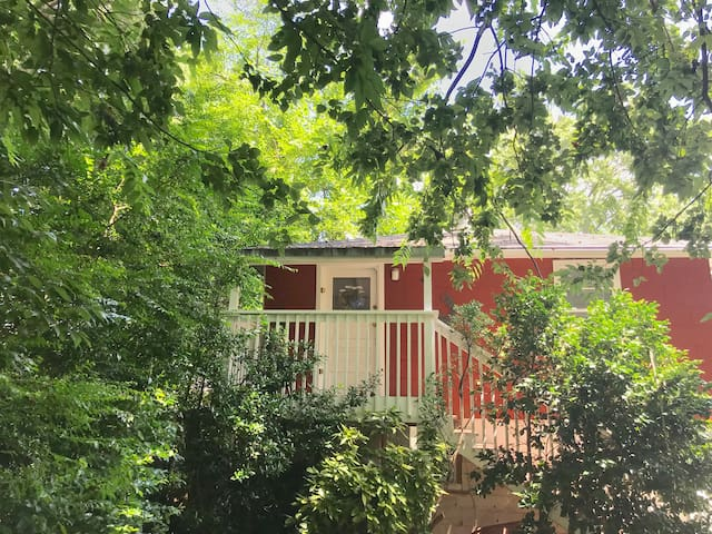 Brookhaven Tree House Apartment