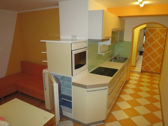 Gregor's appartment - Radovljica - Appartement