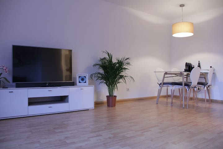 Modern and bright apartment - Dresden - Daire