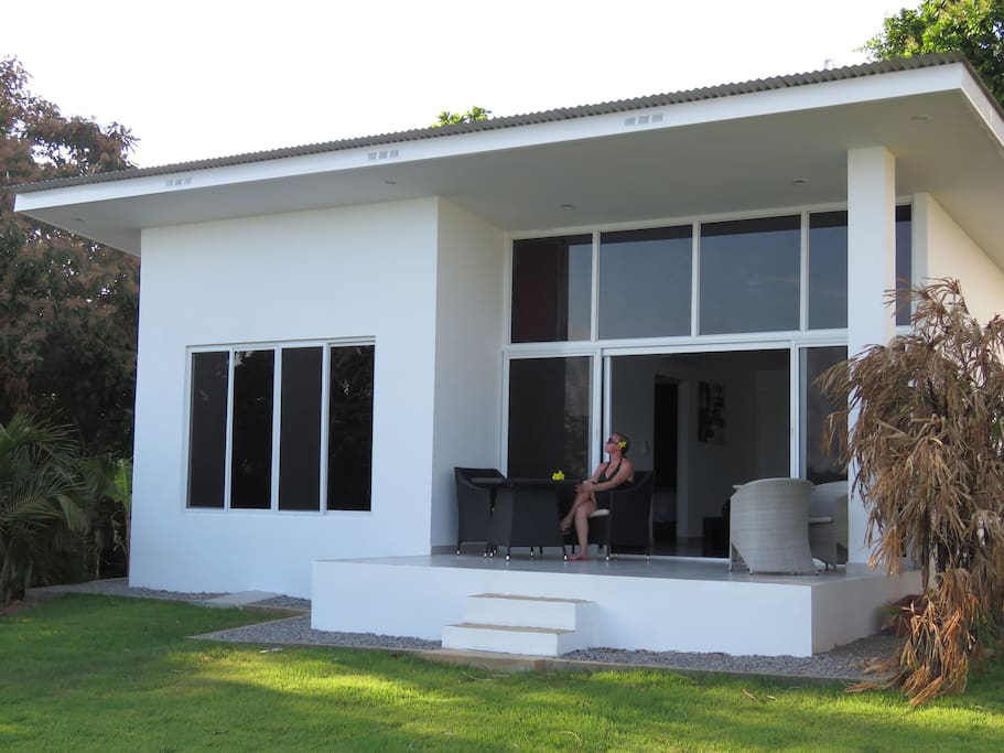Your own bungalow suite with Air BnB