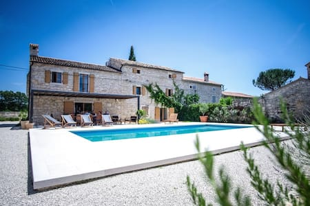Pura vida, country house, Istria - Kurili