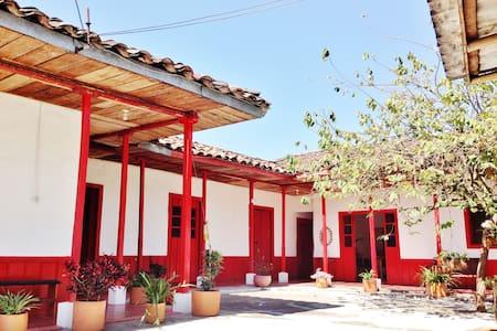 Solarescondido/Villa Nohemy (3): Habitación