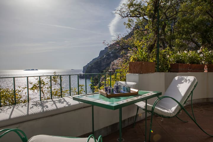 Astonishing view in Positano #01 - Positano - Leilighet