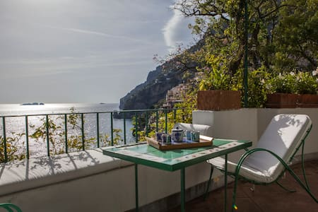 Astonishing view in Positano #01 - Positano - Apartament