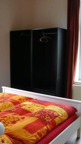 Zweibettzimmer im EG