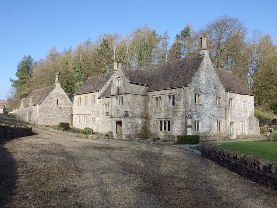 16th Century Manor House