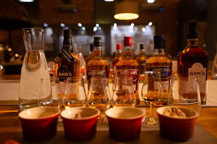 The Three Ships Whisky Luxury Weekend Experience