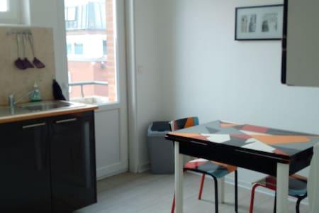 Appartement/Studio Hypercentre Dunkerque - Dunkerque - Huoneisto