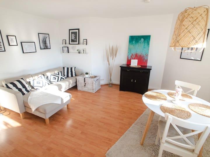 Gemütliche 2- Zimmerwohnung in Uni-Nähe Kirrberg