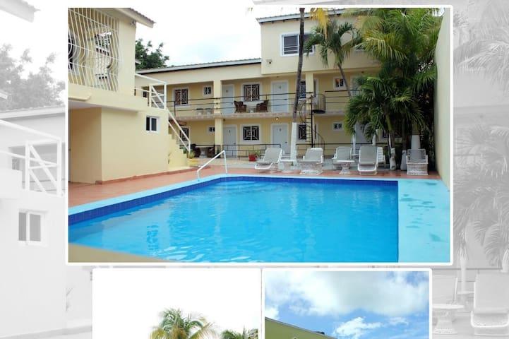 Condominium Caraibes