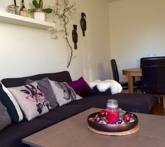 Close to town in Nice apartment - Helsingborg