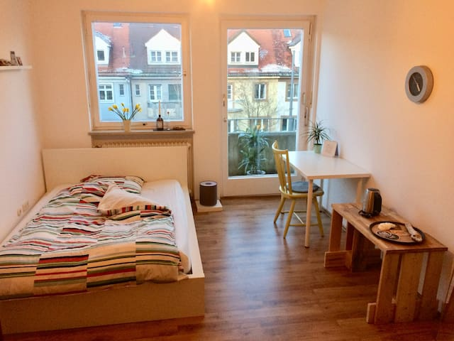 Top clean & cosy double room with private bathroom