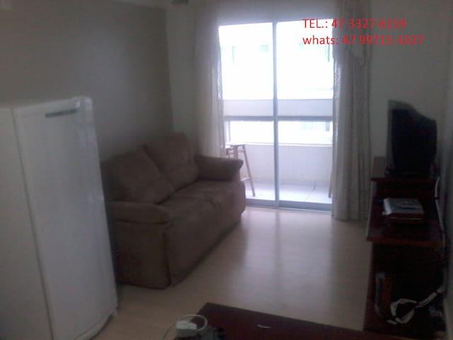 Apartamento 2 dormitórios - Camboriú - Flat