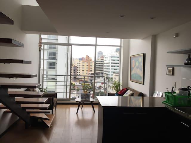 Modern Suite in 7th floor