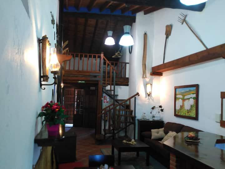 Room El Pilarillo, alojamiento rural