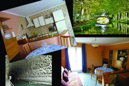 Appartement T2 à 10 minutes de valras et béziers - Colombiers - Apartment