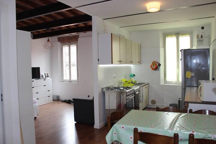 Studio in the centre of Carpi  - Il Cappelletto