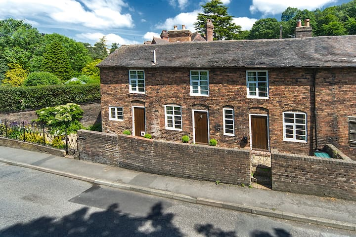 Carpenters Row - Ironbridge - Coalbrookdale - Hus