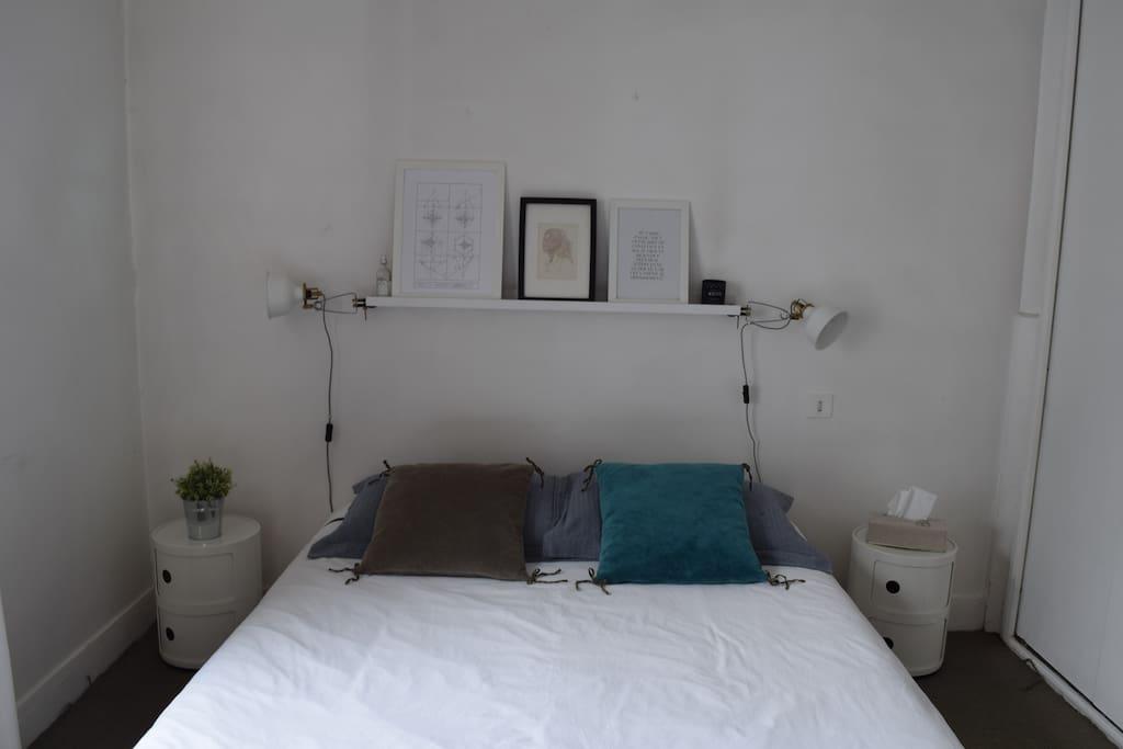 Magnifique appartement avec balcon aux batignolles for Appartement avec balcon paris