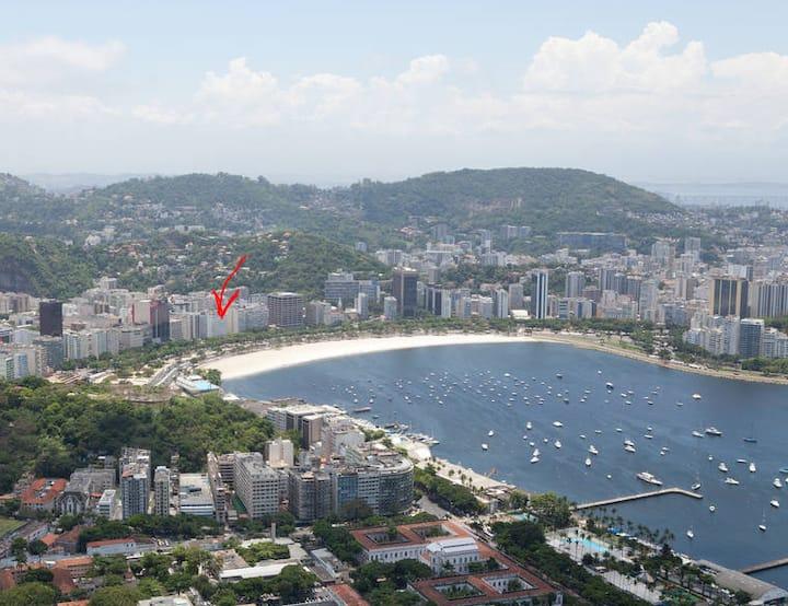 Praia de Botafogo 340 - Apartamento