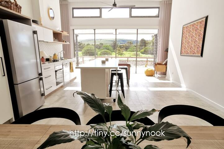 Sunnynook. Fully accessible with wetland views
