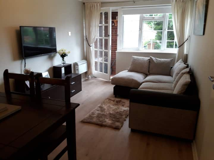 Furnished Self-contained Apartment in LICHFIELD