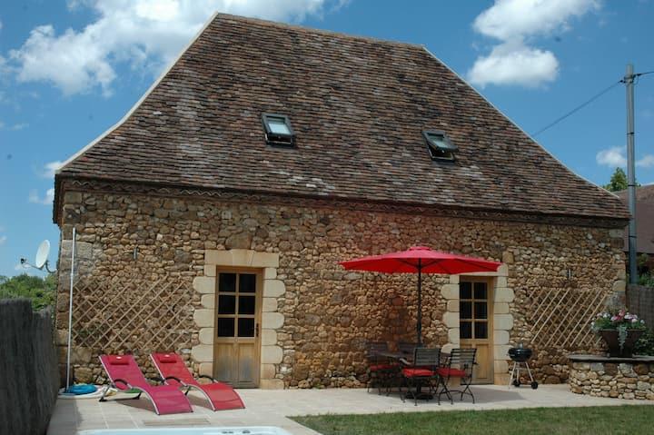 Belle grange du 18ième siècle rénovée avec charme