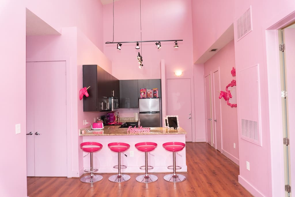 The Luxurious Pink Babe Cave In Buckhead Official Druid