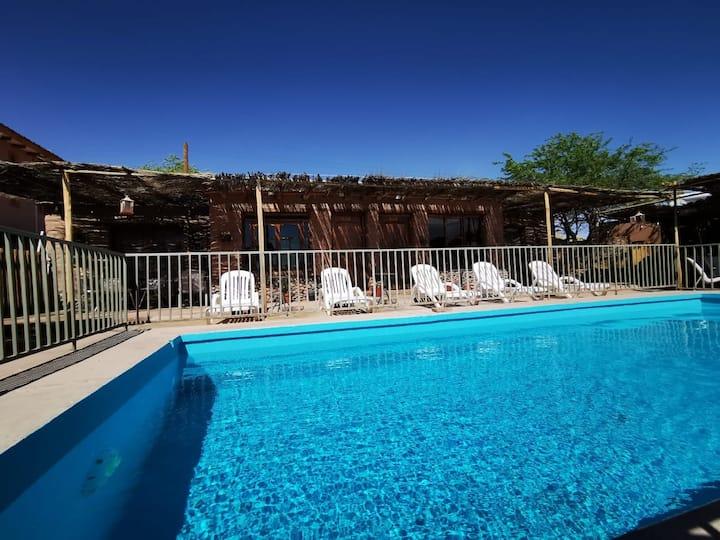 Lodge Rio Yaye, Cabaña para 4 personas