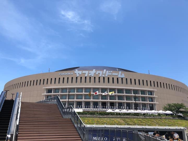 福岡市中央区唐人町ヤフオクドム側新一户建一台駐車場無料