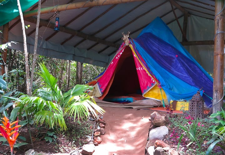 Glamping Tent - Mariri Jungle Lodge