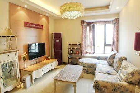 [Homey]Cozy entire home東二環火車東站萬象城東郊記憶|華潤24城質感精裝2房 - Chengdu - Daire