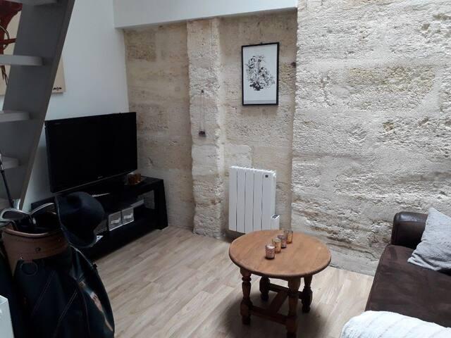 Appartement cosy au cœur de saint augustin