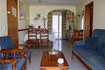 Bonito y relajante apartamento en Cala Ratjada.