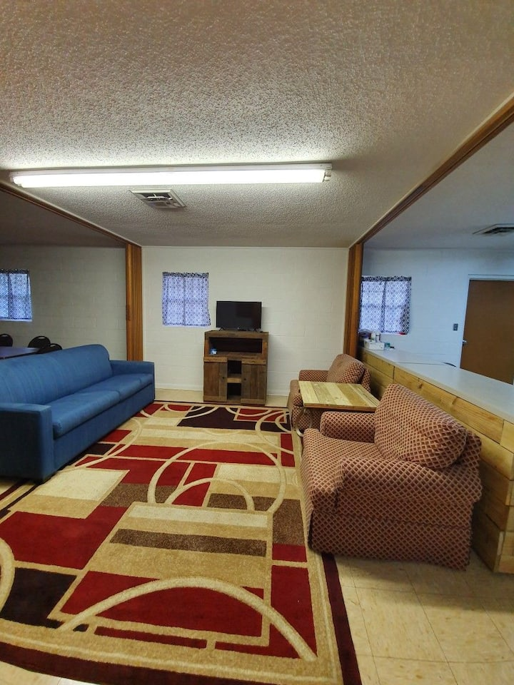 Calvary Lodge-Entire Lodge-Church turned AirBNB
