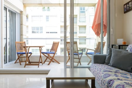 Cosy apt at the Island Herzelya - Bright and calm
