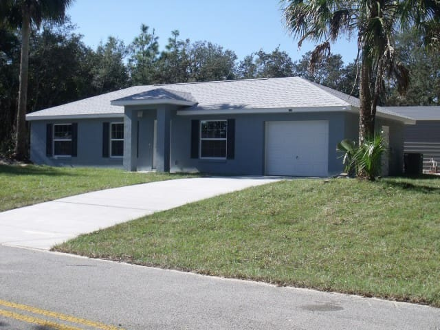 New Home on Crystal River Golf Course! - Crystal River - Casa