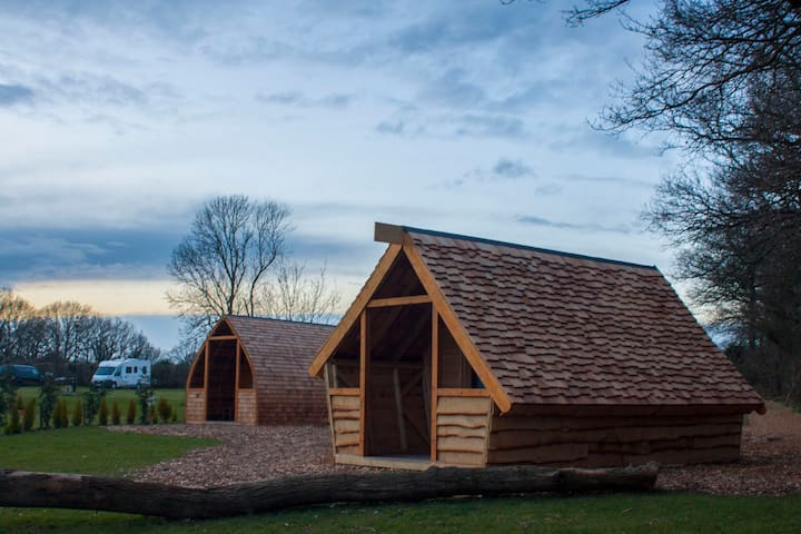 Glamping at Long Acres, Lingfield - Lingfield - Cabaña