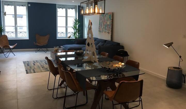 Suite en duplex PREMIUM centre ville Lyon