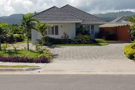 OCHO RIOS Jamaica Paradise House 2 - Priory - Casa