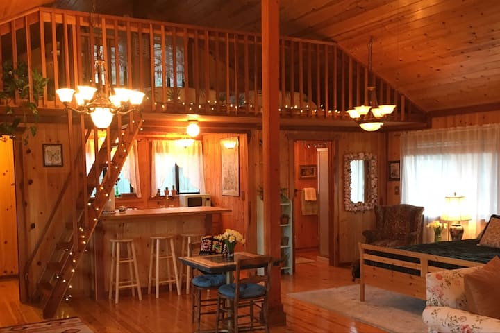 The Wild Rose ~ Dreamy Cowboy Lux Cottage Cabin