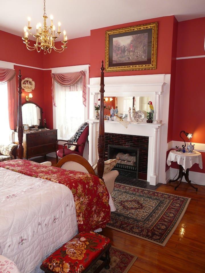 Devonport Chamber - Berkeley House Bed & Breakfast