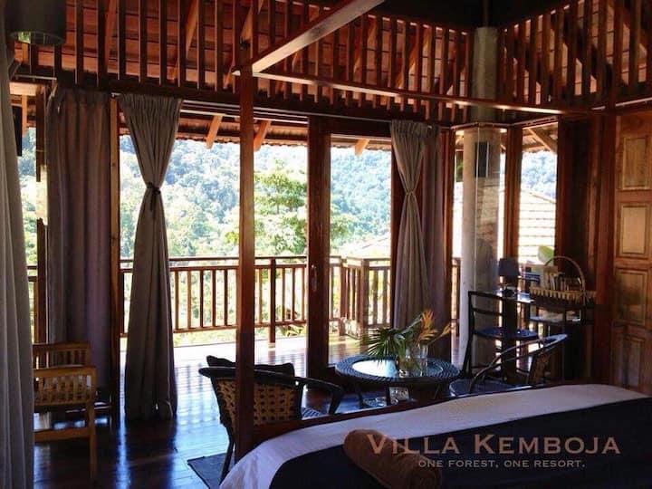 Shorea Villa Kemboja, One Forest One Resort